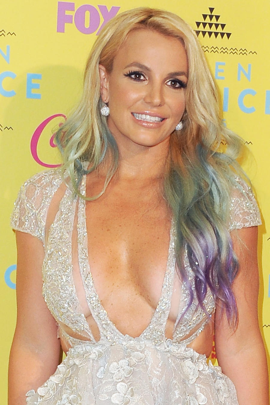 Britney Spears en Teen Choice Awards 2015