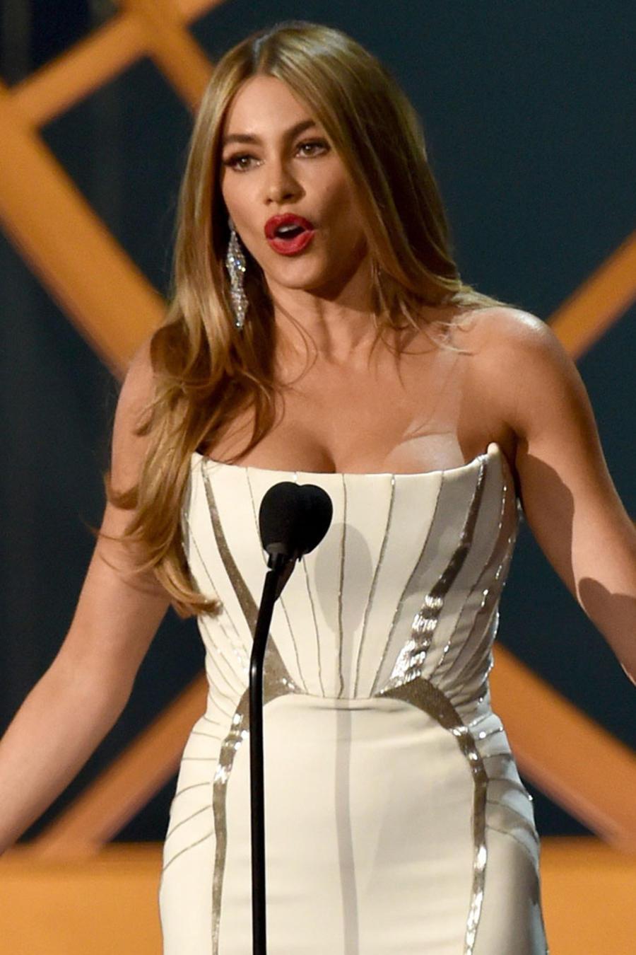 Sofía Vergara en los Emmys 2014