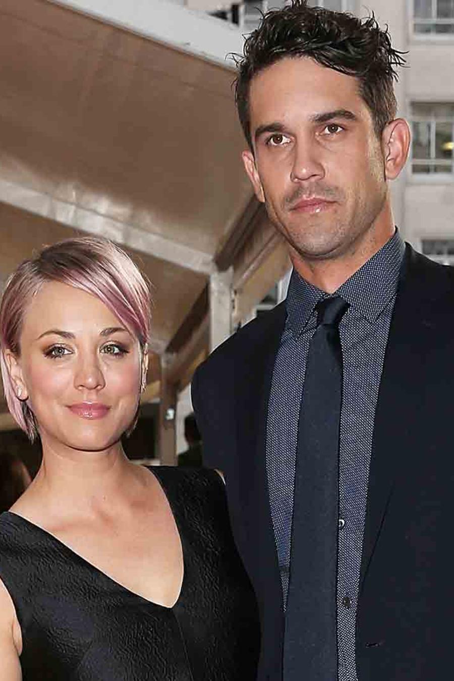 Kaley Cuoco y Ryan Sweeting en Glamour Women of the Year Awards 2015