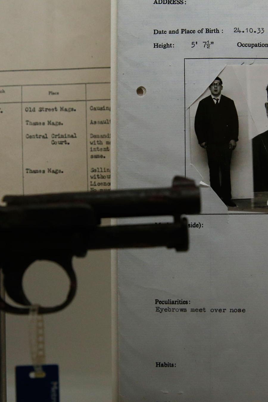fotos de crimenes en exposicion