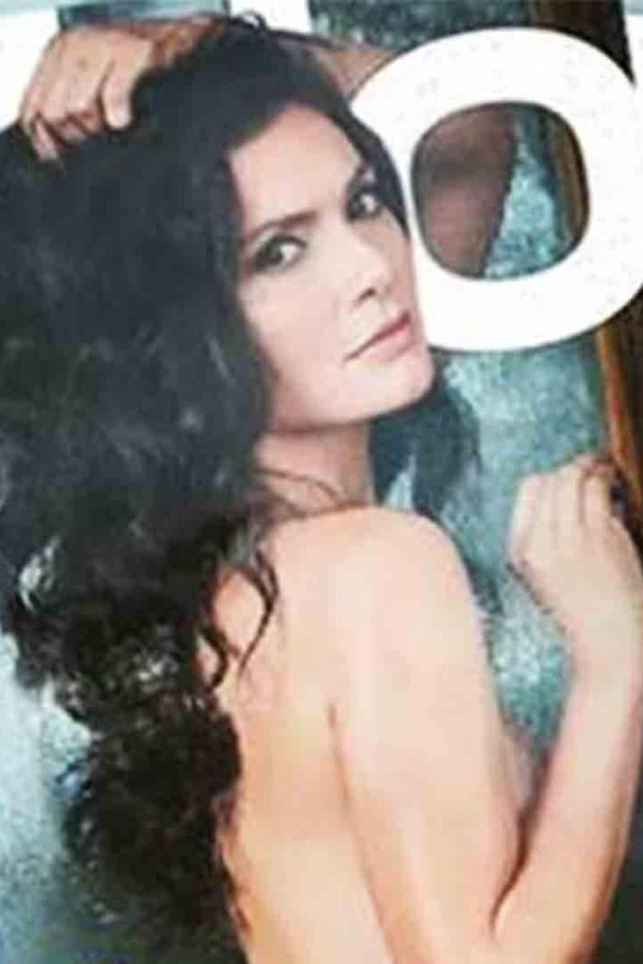 Ana María Orozco en la portada de SoHo