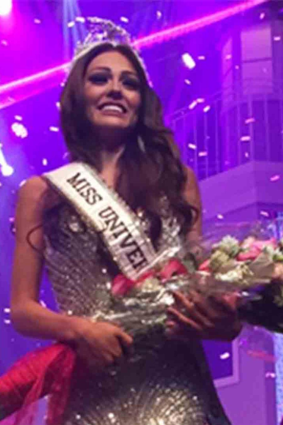 Kristhielee Caride gana Miss Puerto Rico 2016