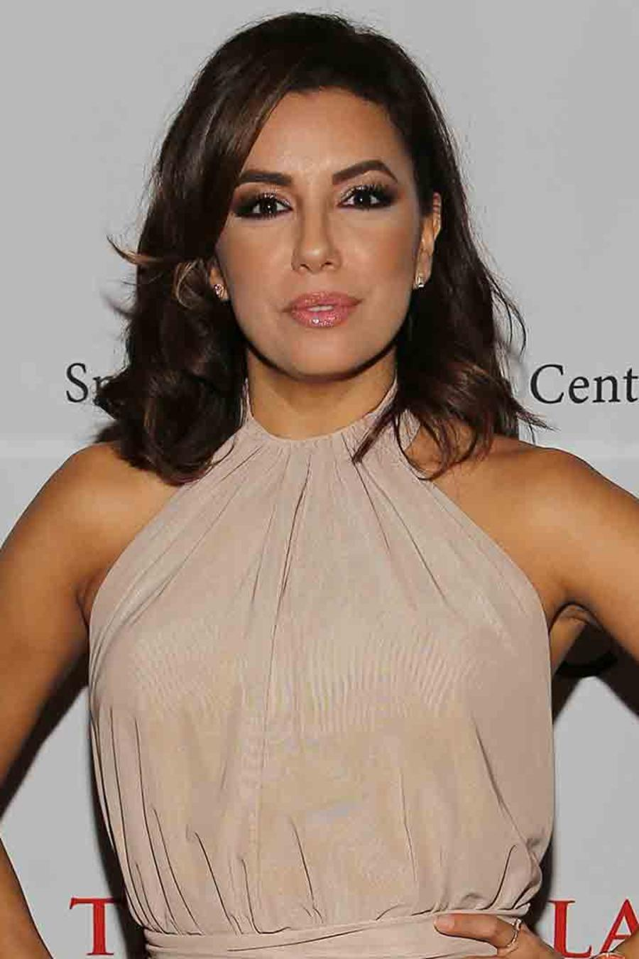 Eva Longoria en el screening de 'Telenovela' en Miami