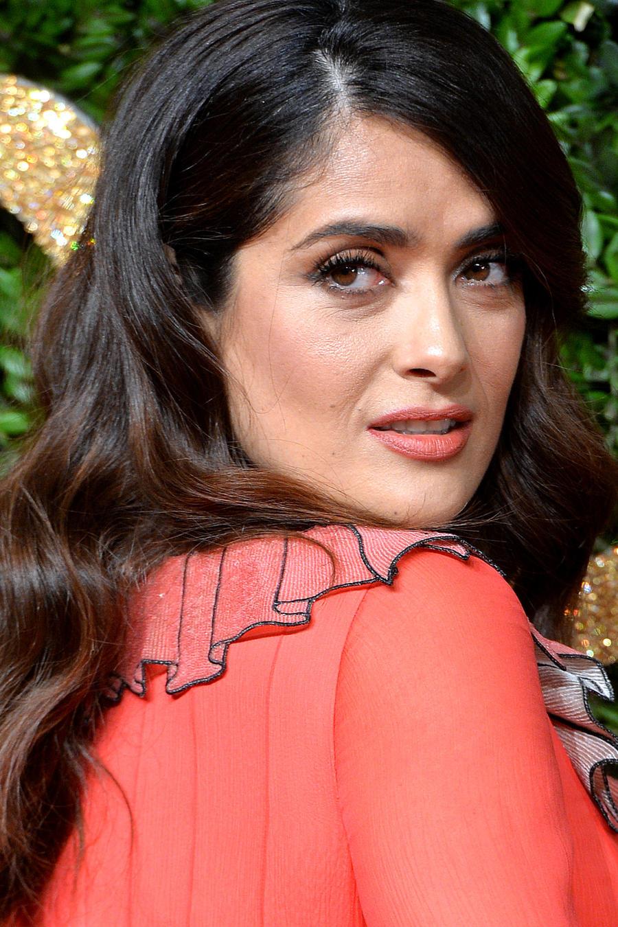 Salma Hayek - British Fashion Awards 2015 - Red Carpet Arrivals