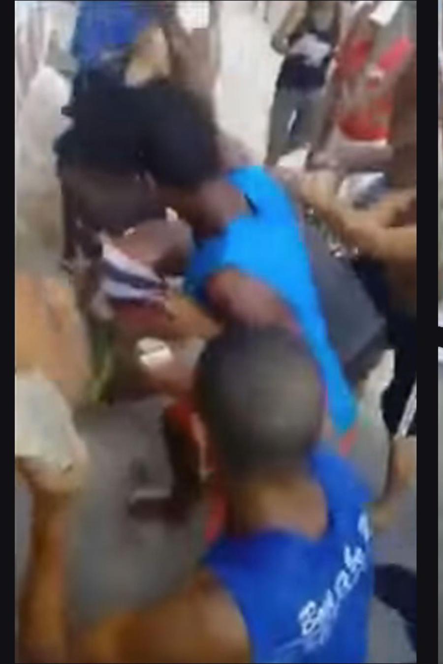 Lo sorpendieron abusando a una niña y le dieron una golpiza.jpg