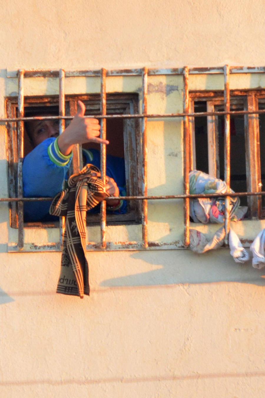 amotinados en carcel de nuevo leon