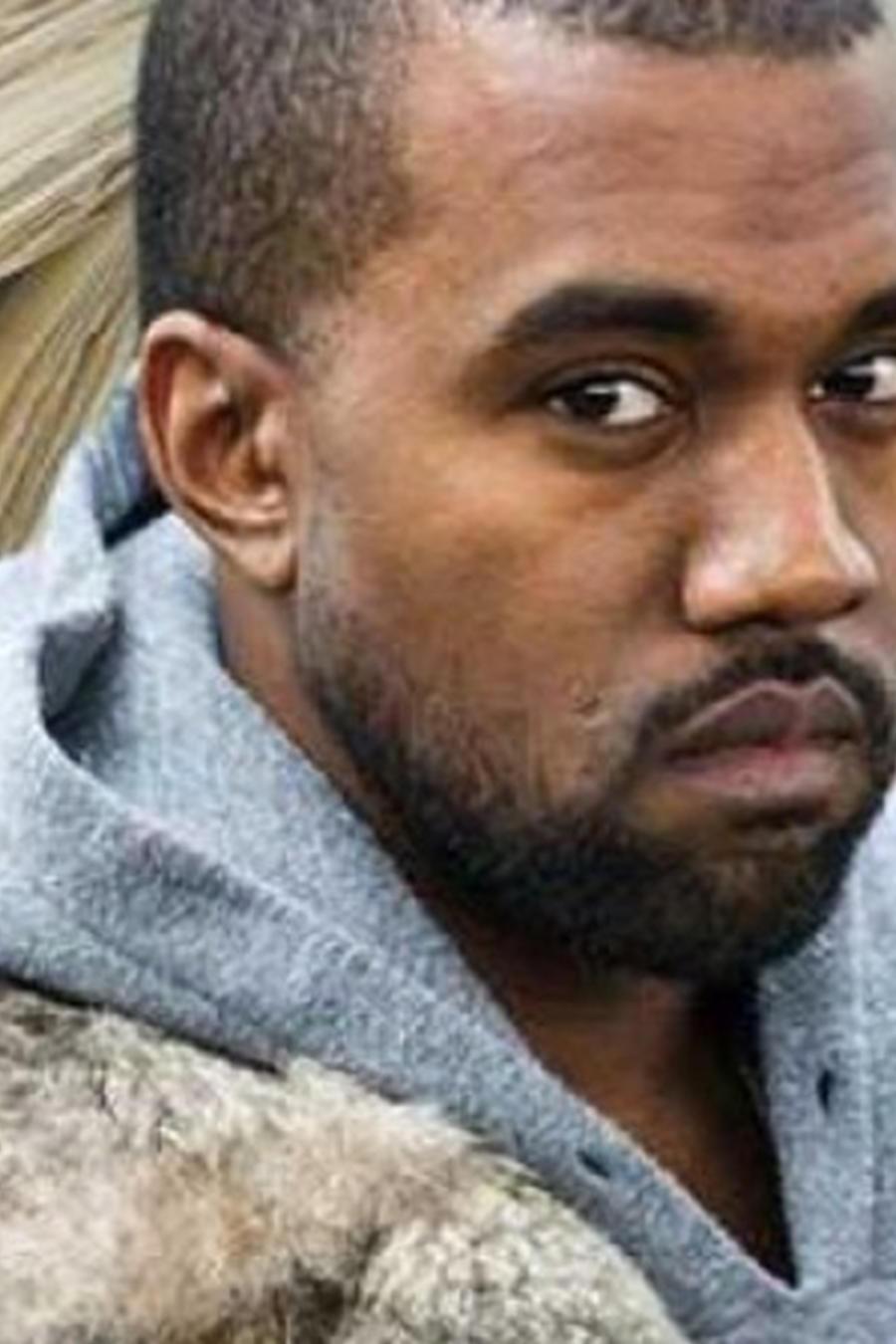 Foto de Kanye West en GoFundMe