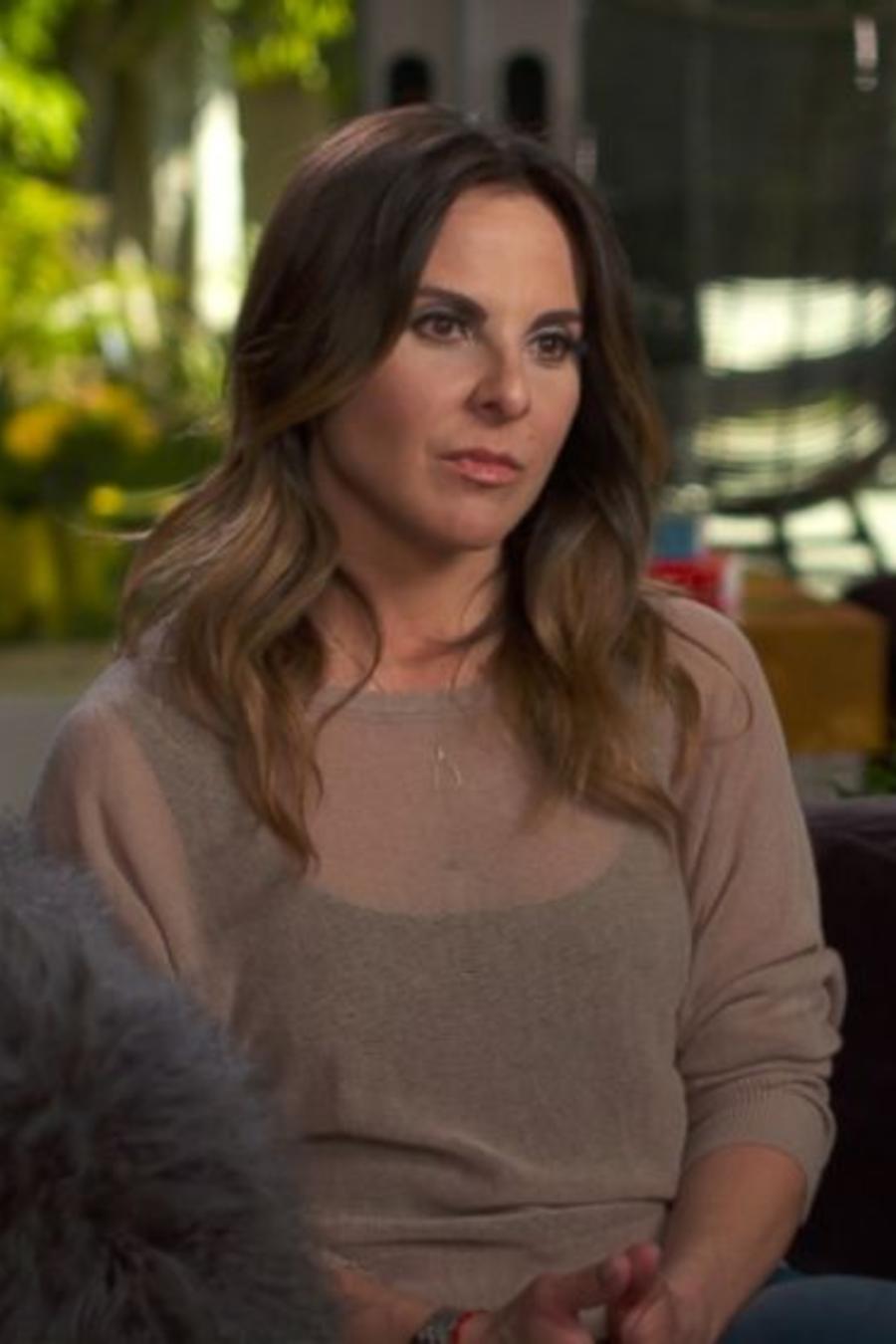 Kate del Castillo en entrevista con Diane Sawyer