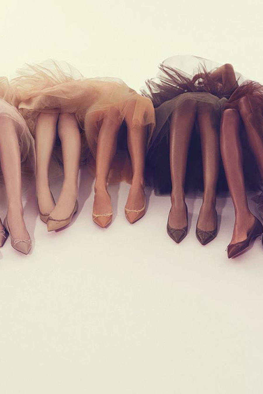Nueva colección nude de Christian Louboutin
