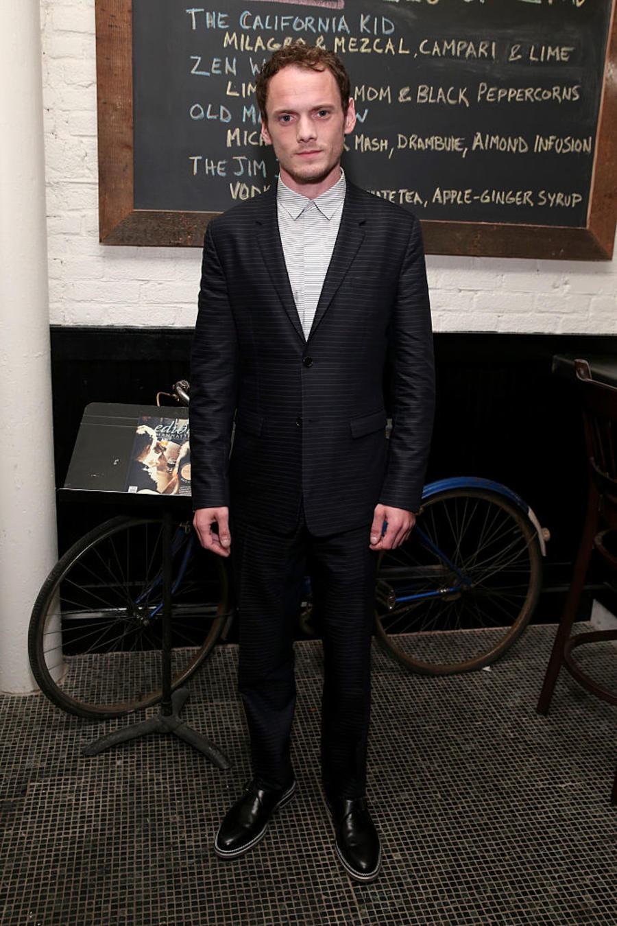 Anton Yelchin en el Tribeca Film Festival 2015