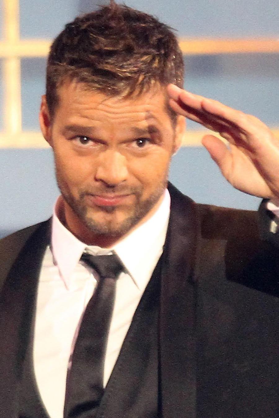 Ricky Martin en los Premios Billboard Latin 2010