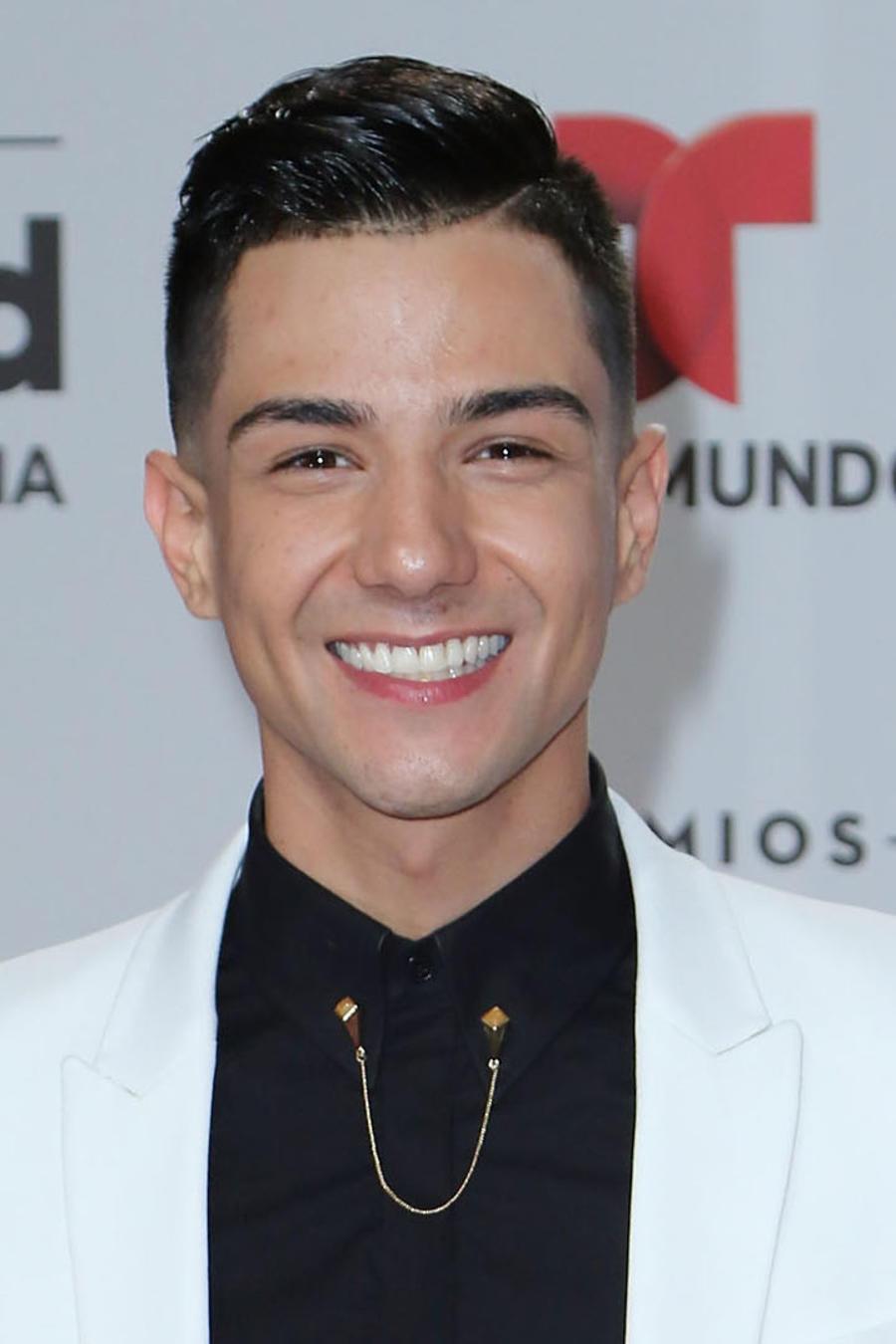 Luis Coronel en Premios Billboard Latin