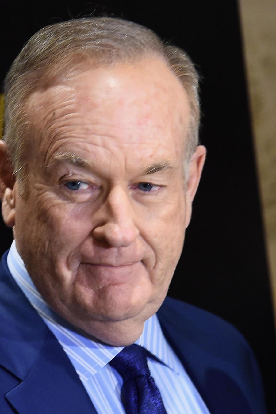 Bill O'Reilly, comentarista de noticias del canal Fox News