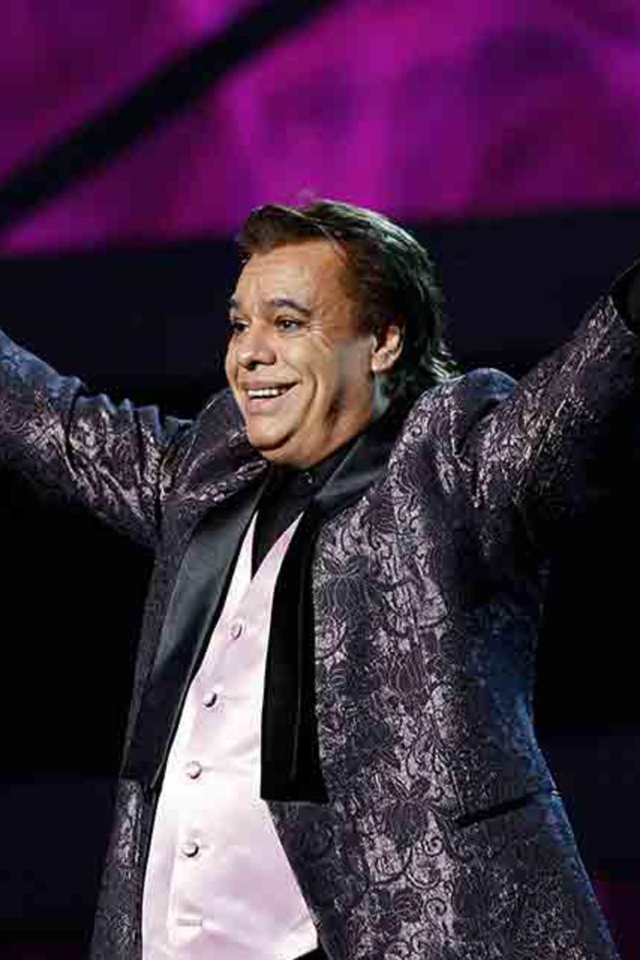 Juan Gabriel en Los Grammys