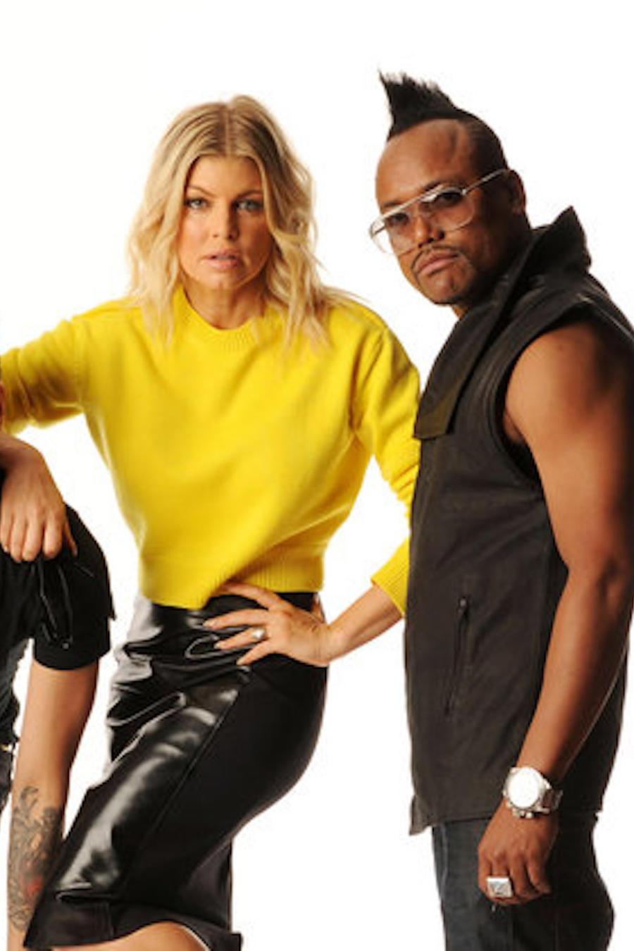 Black Eyed Peas promocional