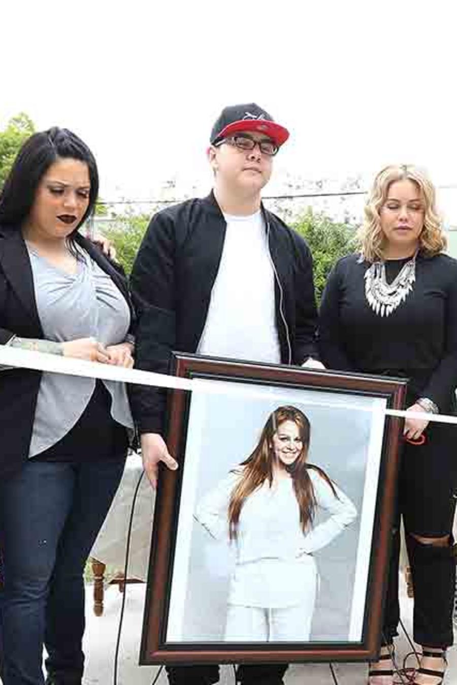 La familia Rivera