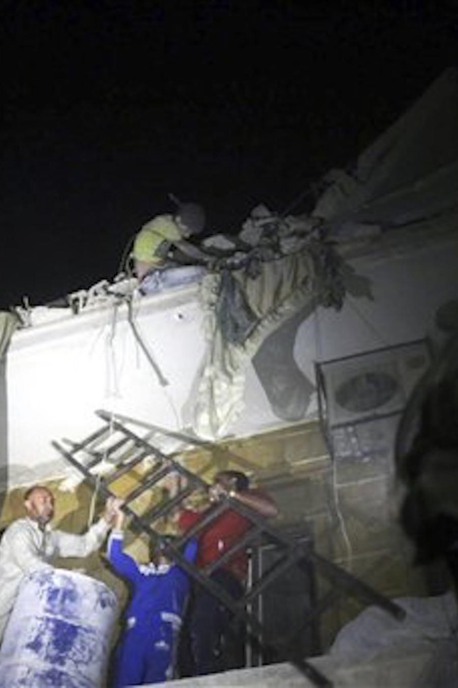 El gobierno el 21 de octubre una salida para rebeldes y civiles que quieran dejar Alepo, que está en manos de rebeldes.