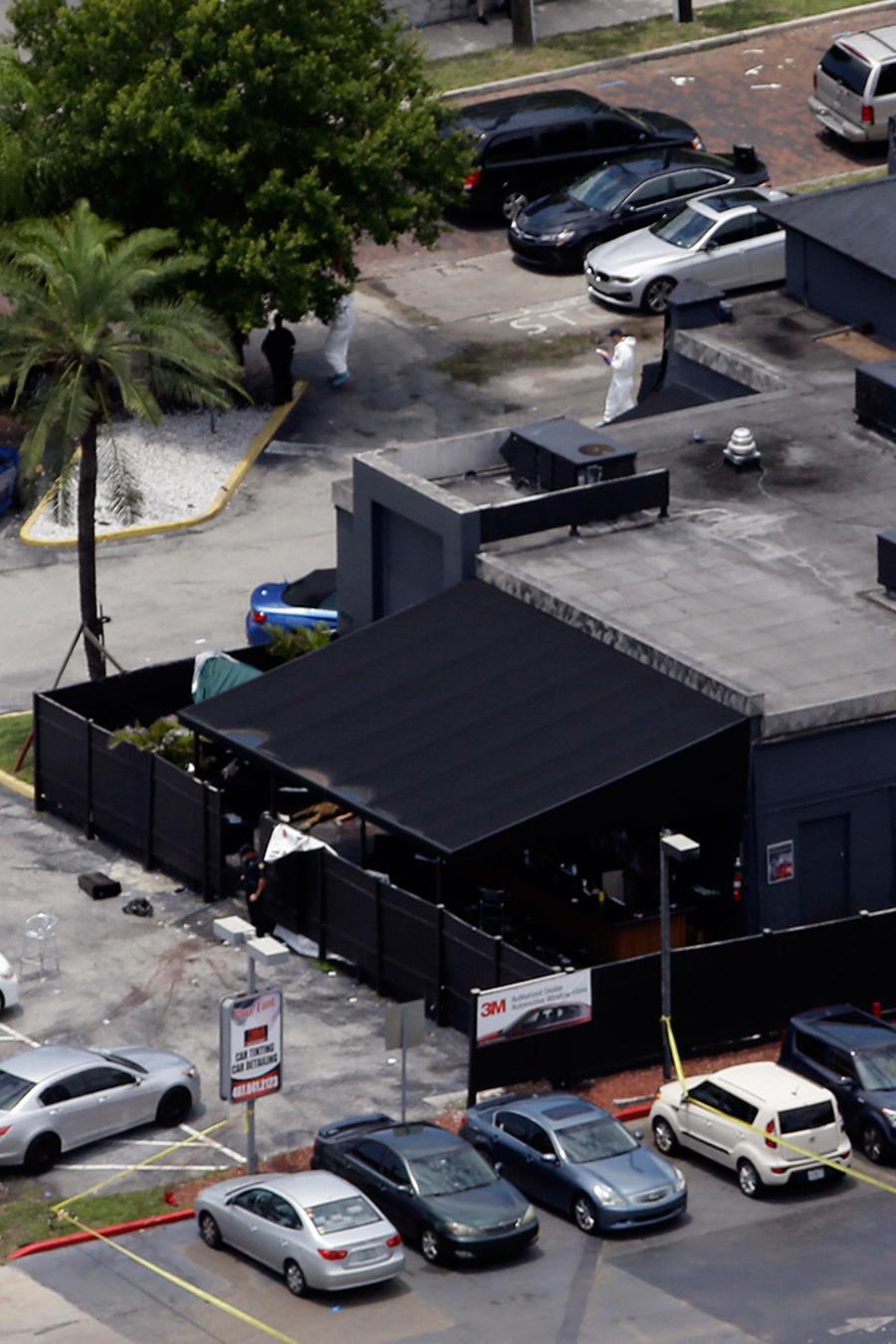 Club Pulse escenario de masacre en Orlando el 12 de Junio del 2016