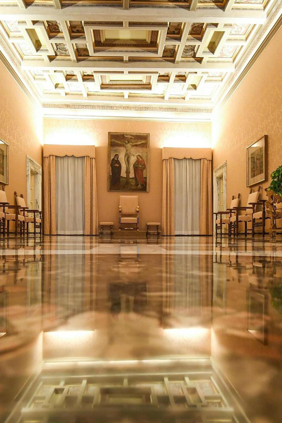 Abre al público el palacio de Castel Gandolfo, residencia veraniega de papas