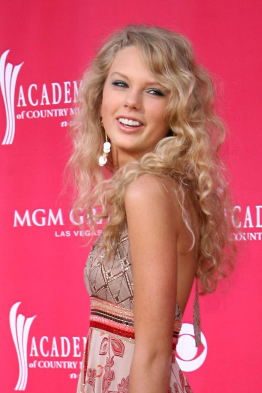 Taylor Swift en los Country Music Awards 2006
