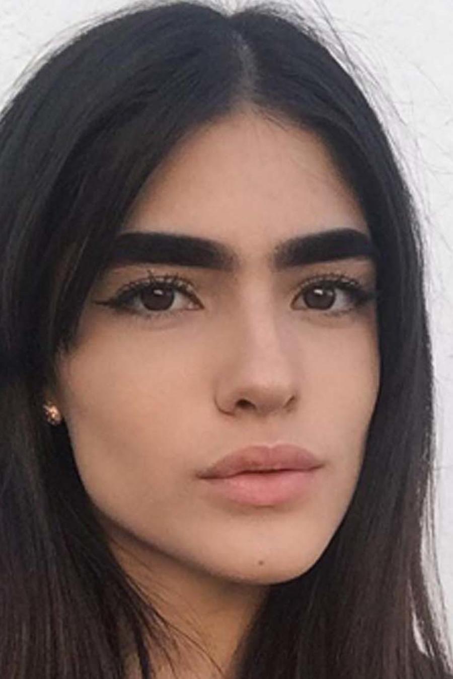 Natalia Castellar selfie