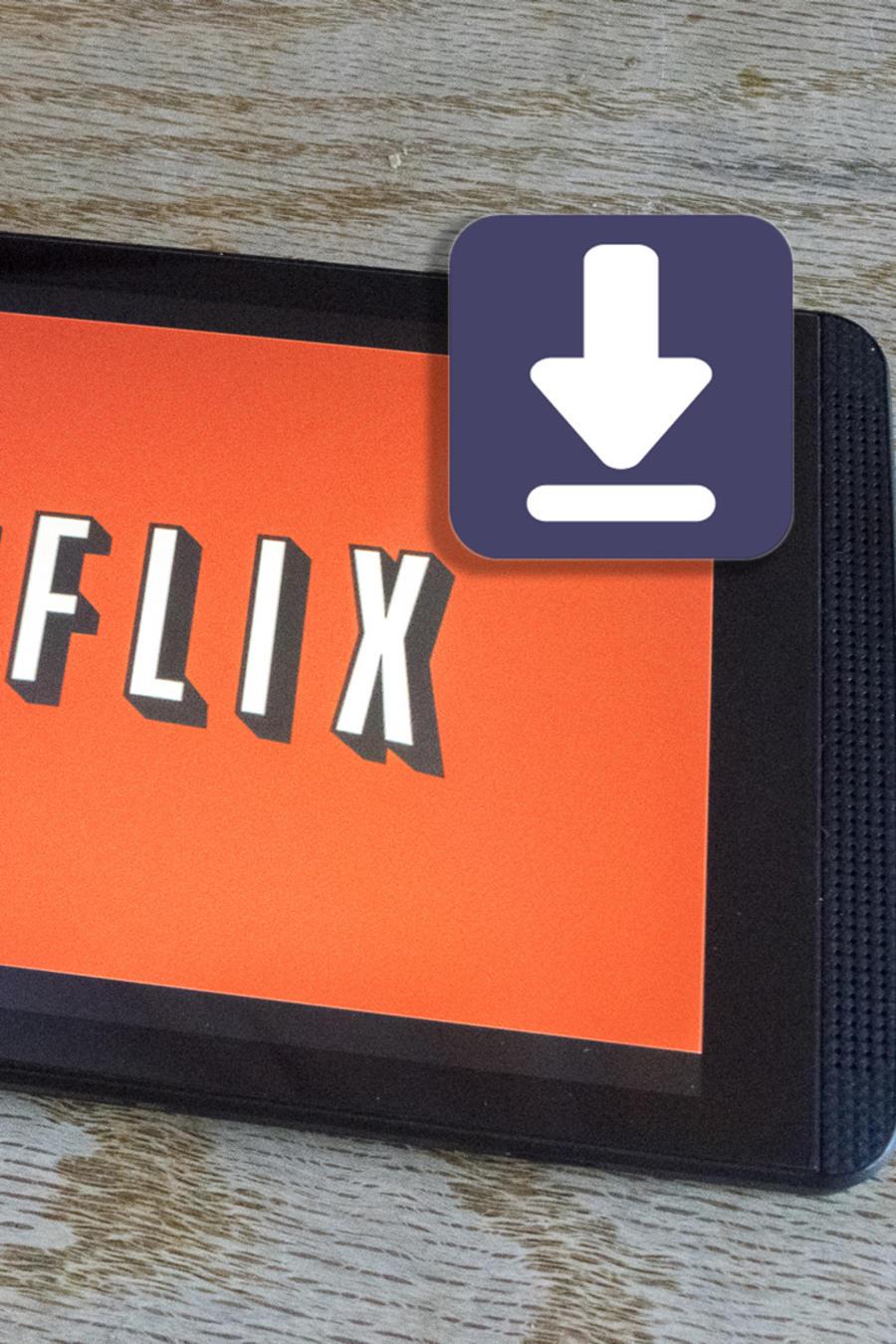 Netflix descarga