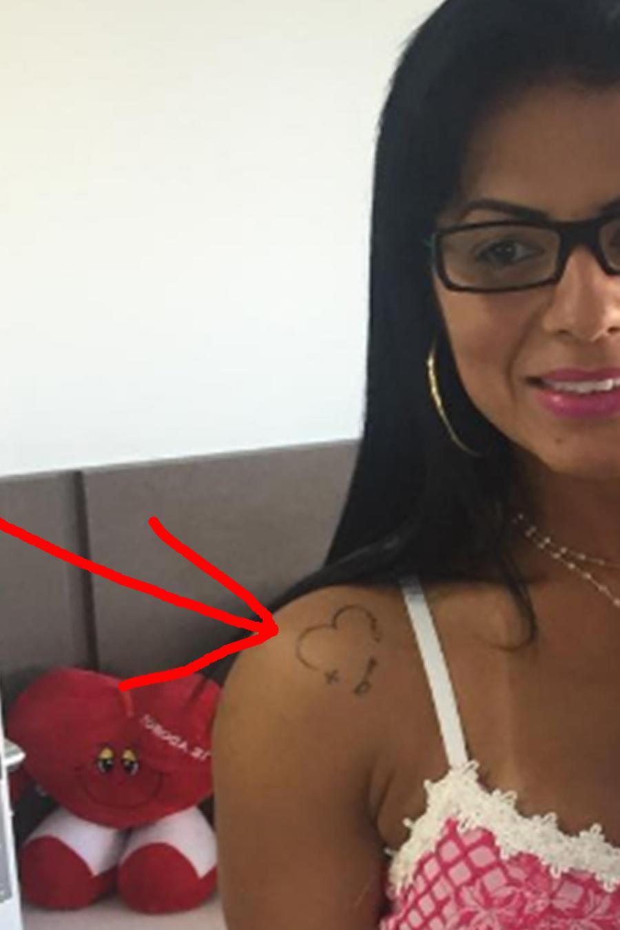 Tatuajes de esposas de Chapecoense parecen premonitorios