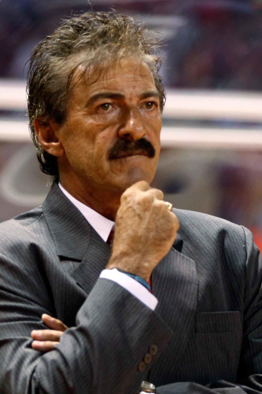 Entrenador del América Ricardo La Volpe