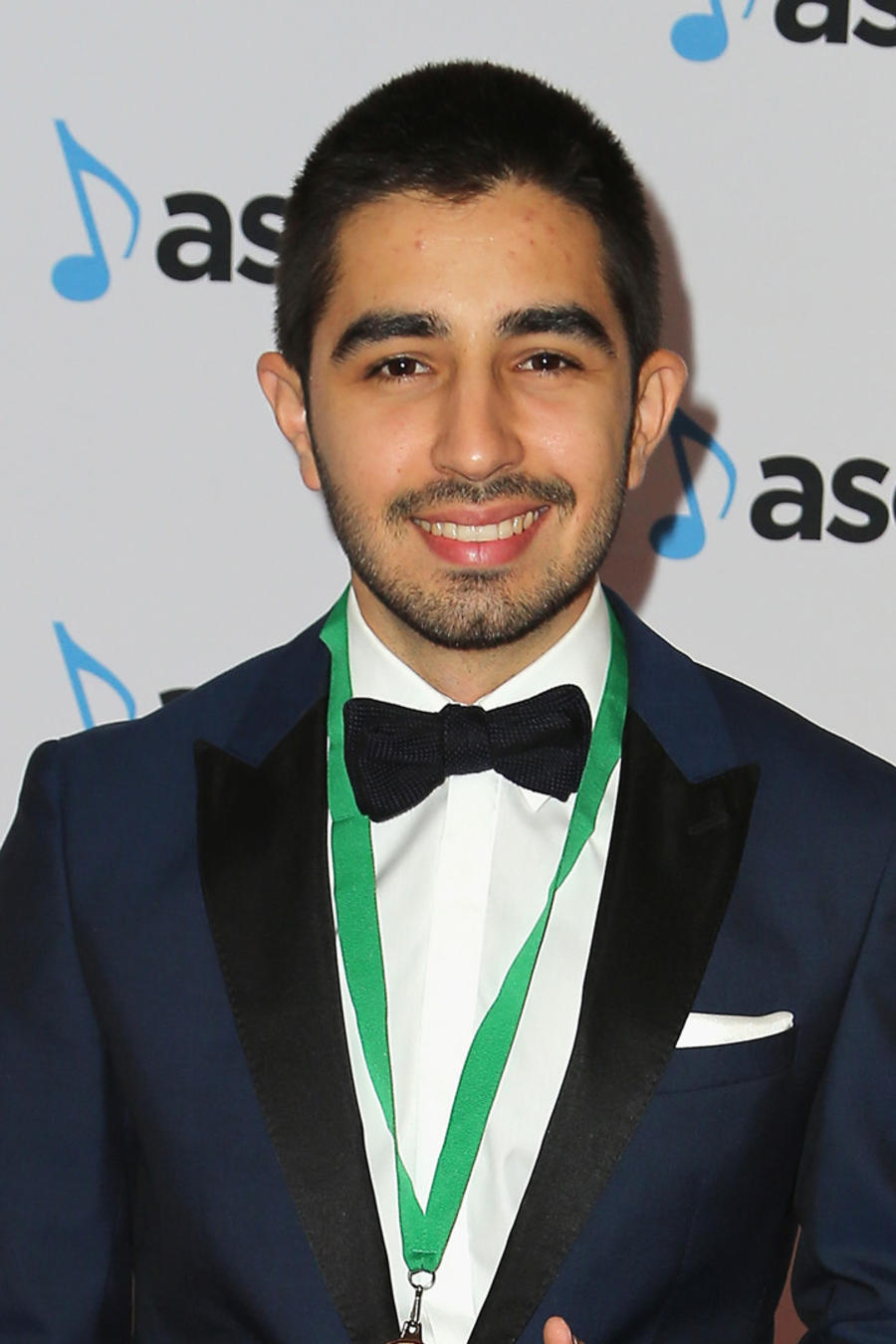 Joss Favela en el 2016 ASCAP Latin Music Awards