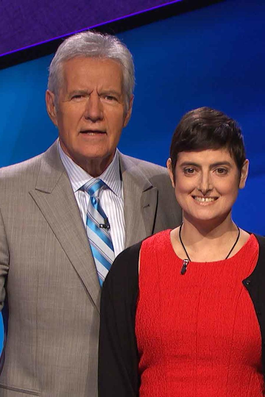 Concursante del programa Jeopardy quien murió de cáncer