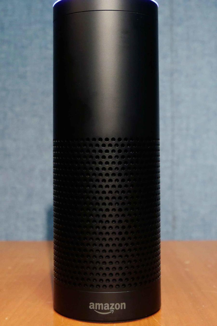 Altavoz Echo de Amazon
