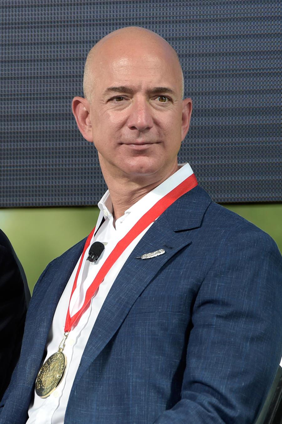 Billonarios: Bill Gates, Mark Zuckerberg, Jeff Bezos