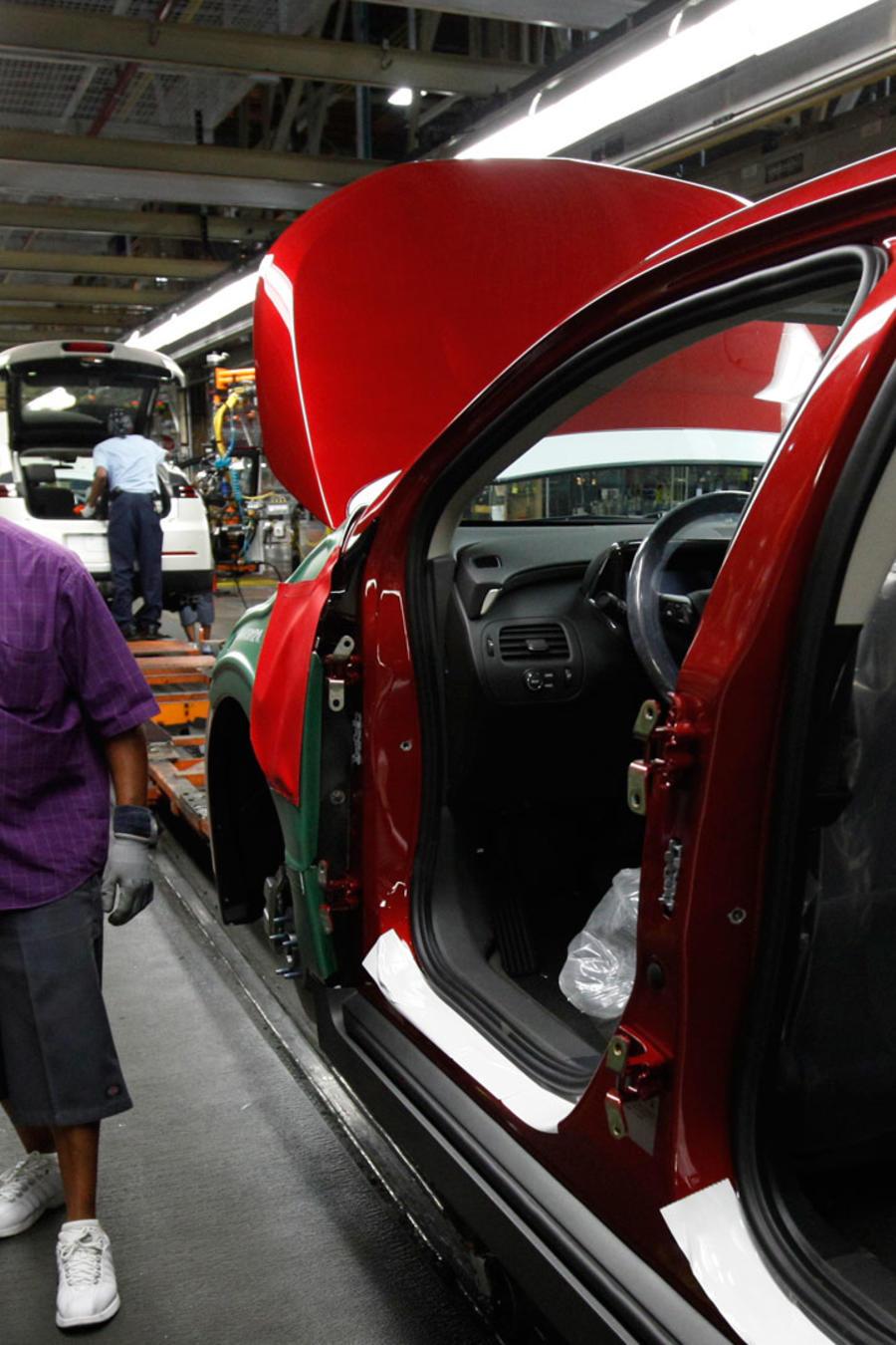 auto de General Motors