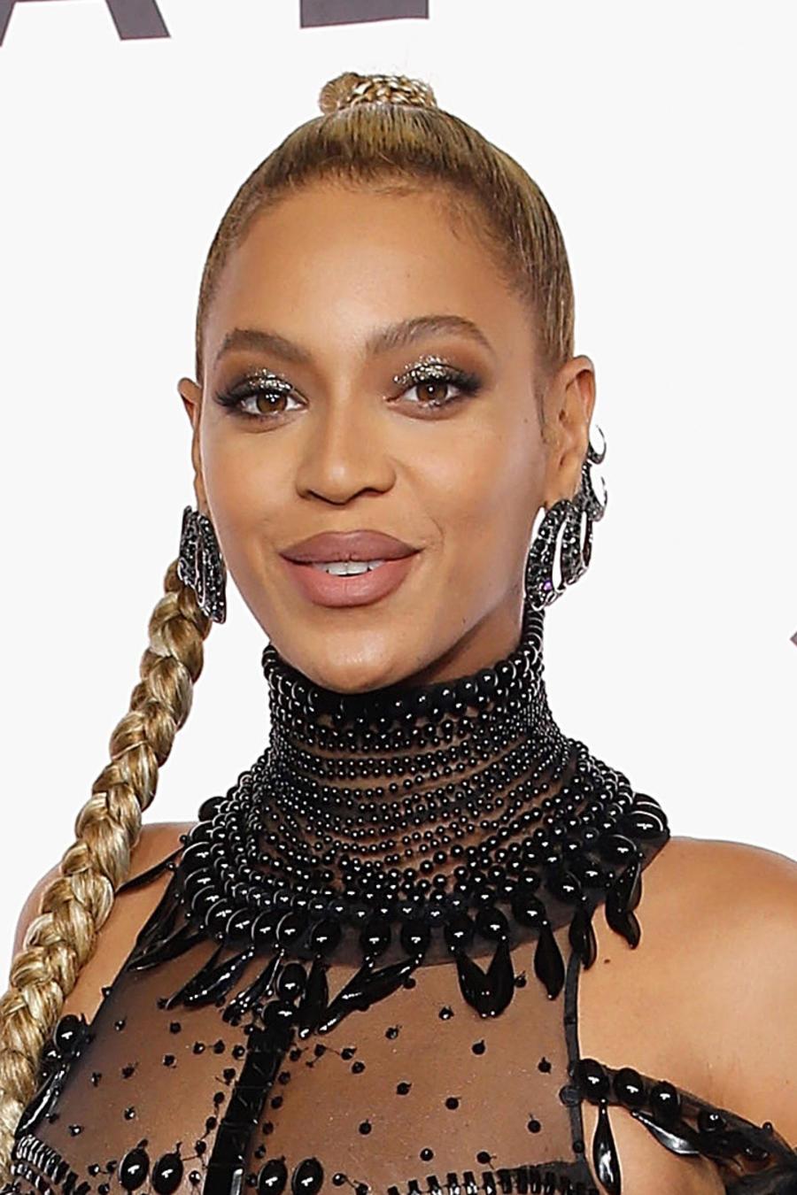 Beyonce en el evento TIDAL X: 1015