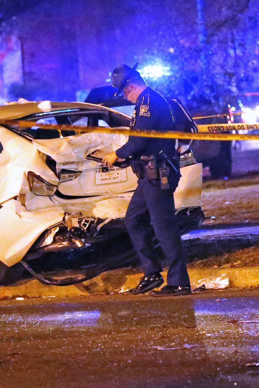 accidente New Orleans