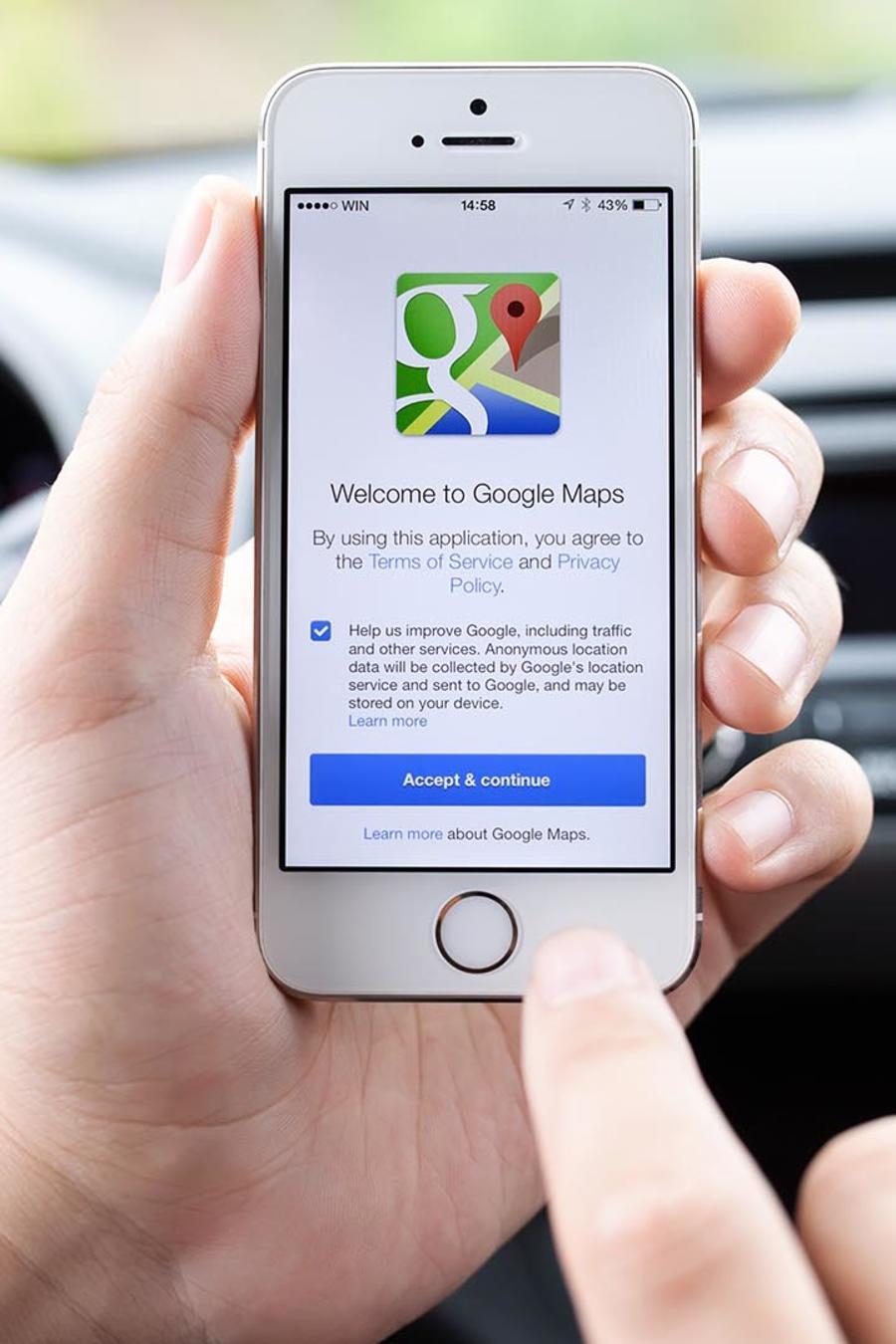 La nueva función de Google Maps