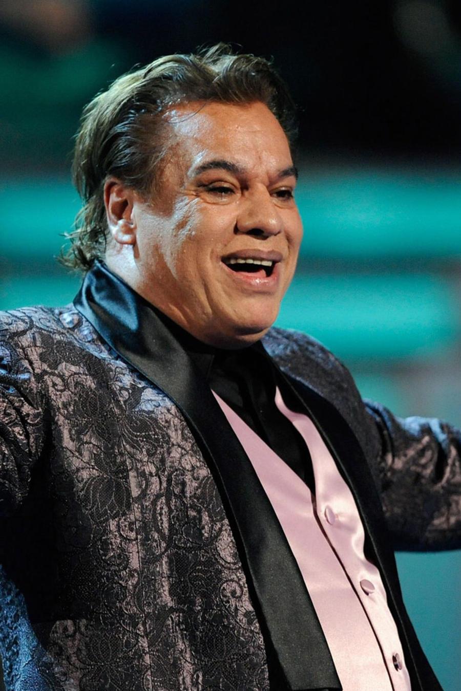 Juan Gabriel en los Premios Latin Grammy 2009