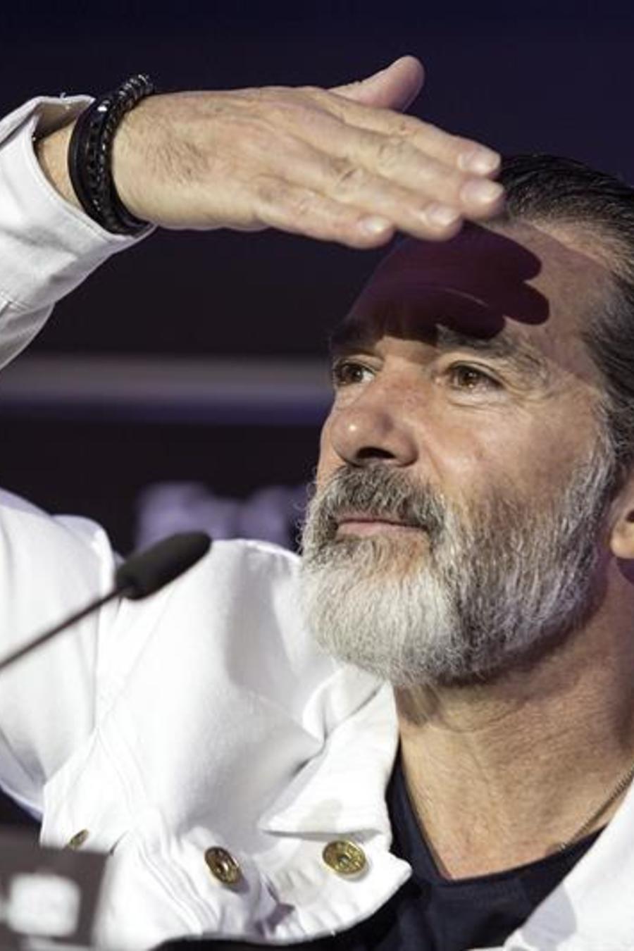 El actor Antonio Banderas en el festival de cine de Málaga