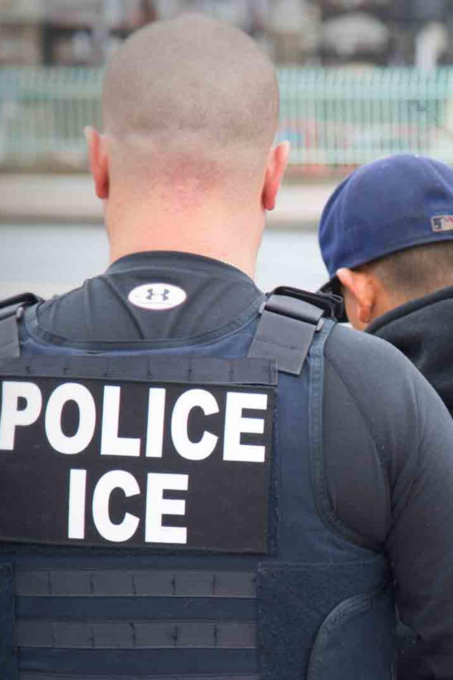 Redada de ICE
