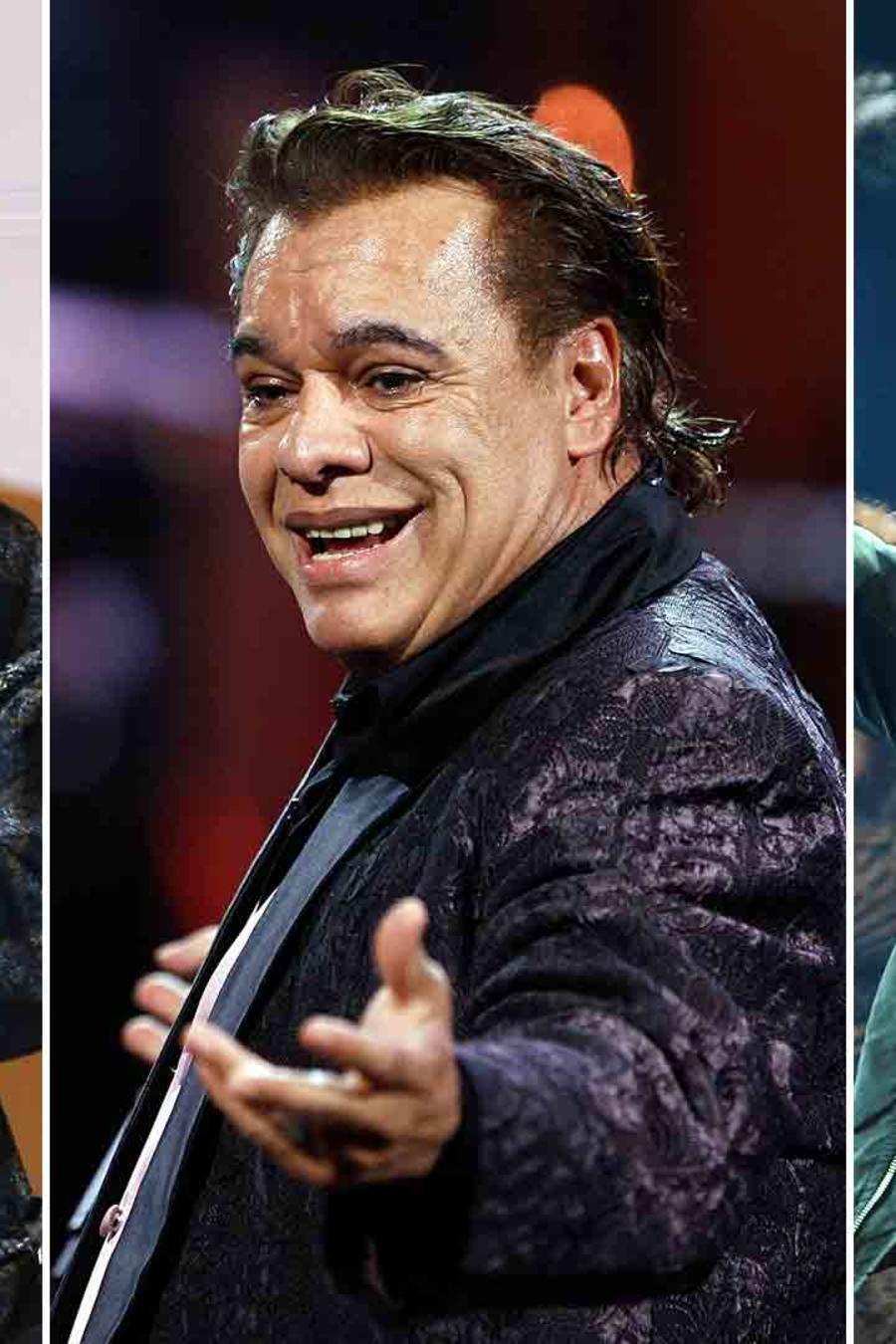J Balvin, Juan Gabriel y Nicky Jam