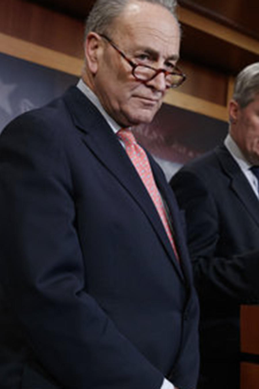 Chuck Schumer,Sheldon Whitehouse,Richard Blumenthal