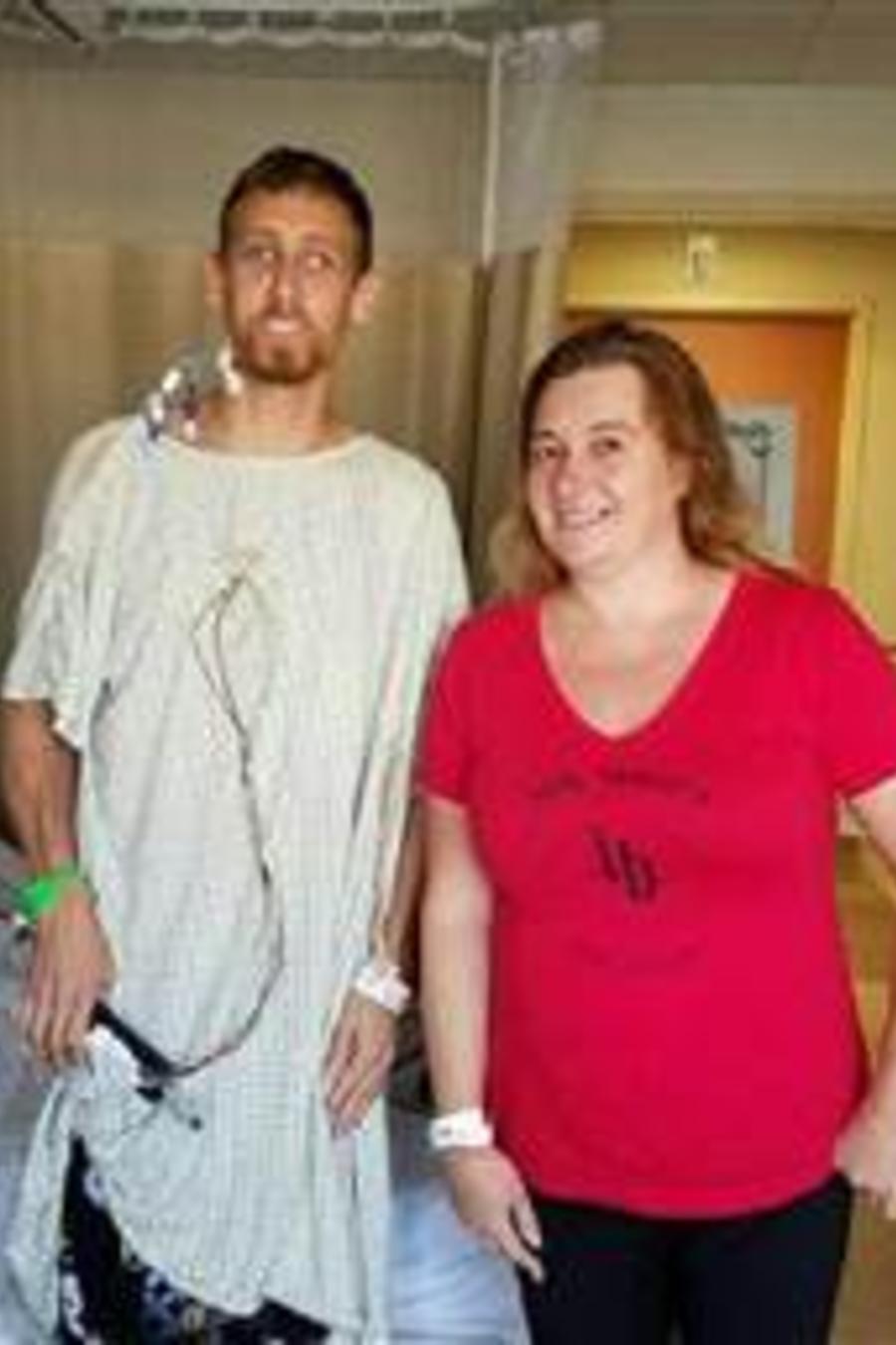 Madre rinon transplante