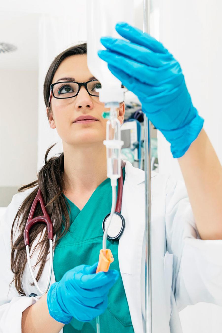 Doctora anestesióloga