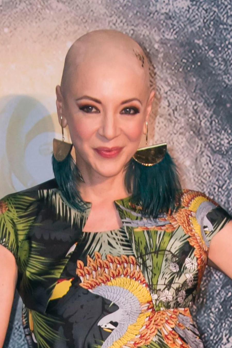 Edith González en la Luminus Awards en la Ciudad de México