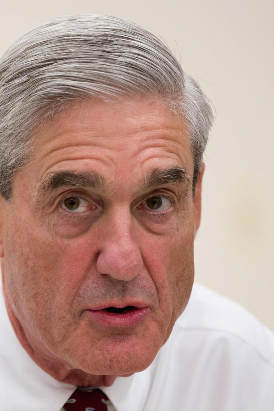 Robert Mueller, ex director del FBI, en foto de archivo de 2013.