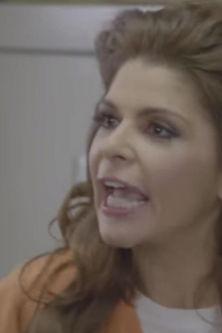 Soraya Montenegro en promo de Orange is the New Black