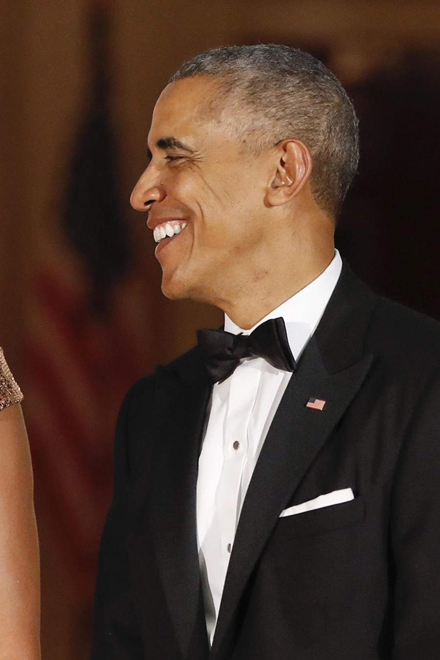 Los Obama son considerados una pareja con buen estilo al vestir.