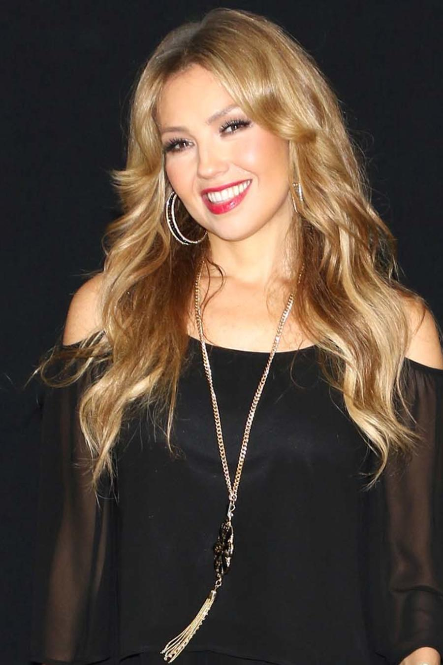 FL: Thalia Sodi Fall Collection Launch and Meet and Greet at Macy's International Mall.