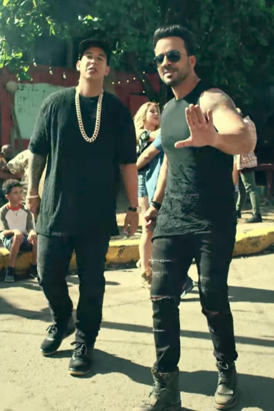 Luis Fonsi y Daddy Yankee Despacito