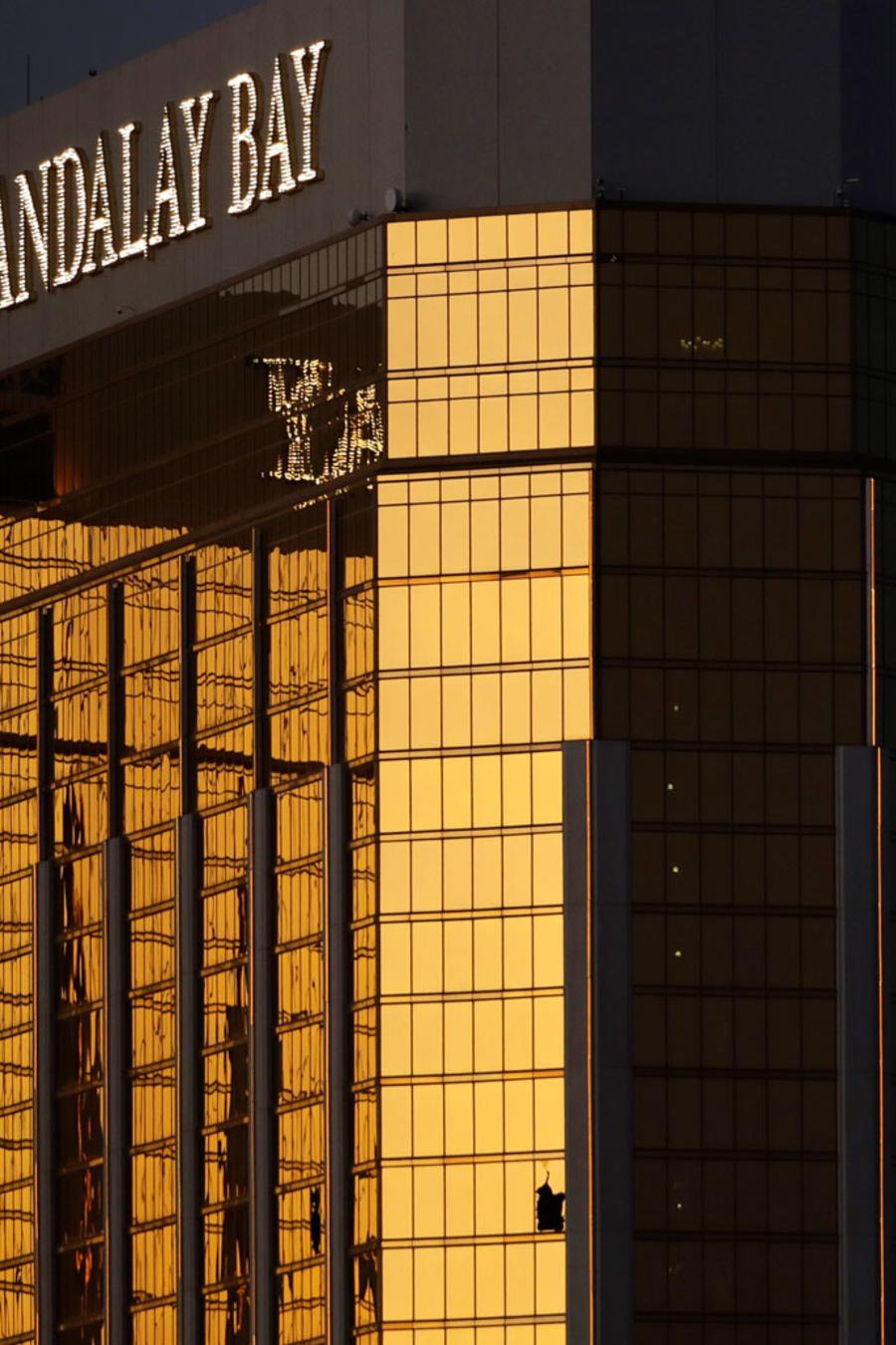 El hotel Mandalay Bay and Resort Casino de Las Vegas